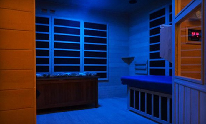MeTime Personal Saunas - Norfolk: One or Two 45-Minute Personal Infrared-Sauna Sessions at MeTime Personal Saunas in Norfolk (Up to 51% Off)