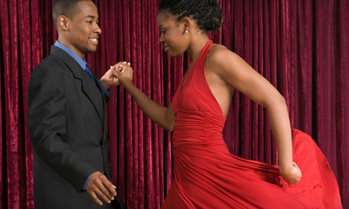 High Steppers Dance Troupe LLC - Multiple Locations: 10 or 20 R&B Two-Step, Swing, or Line-Dancing Classes at High Steppers Dance Troupe LLC (Up to 79% Off)