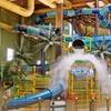 Kid-Friendly Ohio Resort with Indoor Water Park
