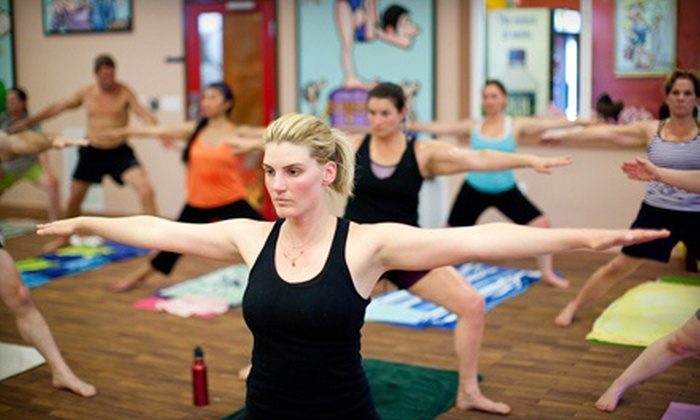Bikram Yoga Petaluma - Petaluma: Five or 10 Bikram Yoga Classes at Bikram Yoga Petaluma (Up to 70% Off)
