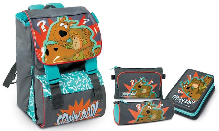 ad189bd11e Zaino e astucci Scooby-Doo | Groupon Goods