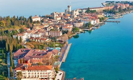 ✈ Lake Garda: Up to 4 Nights at a Choice of Hotels with Return Flights*
