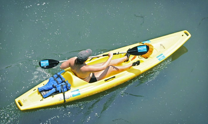 Urban Currents - Northeast Cobb: Sit-on-Top Kayak Trip for One, Two, or Four from Urban Currents (Up to 55% Off)