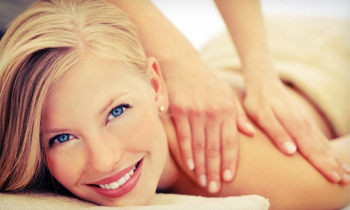Day Dream Spa and Salon - Memorial Northwest: Detox Massage, Facial, and Body Scrub Packages at Day Dream Spa and Salon (Up to 57% Off). Three Options Available.