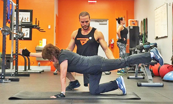 B Fit Biscayne - MiMo District: 5, 10, or 20 Personal-Training Sessions at B Fit Biscayne (Up to 56% Off)