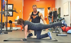 B Fit Biscayne: 5, 10, or 20 Personal-Training Sessions at B Fit Biscayne (Up to 56% Off)