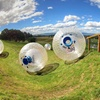 Outdoor Gravity Park – Up to 35% Off Zorbing and Fish Pipe