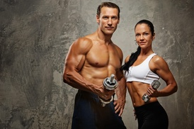 1830 fitness: Four Weeks of Gym Membership at 1830 fitness (48% Off)
