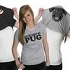 Women's Flip Up T-Shirts