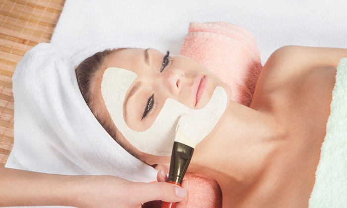 Island Life Spa - Middle Gulf Drive: $60 for a Lumin Essence Face-Lifting Treatment and 24-Karat Gold Serum at Island Life Spa ($120 Value)