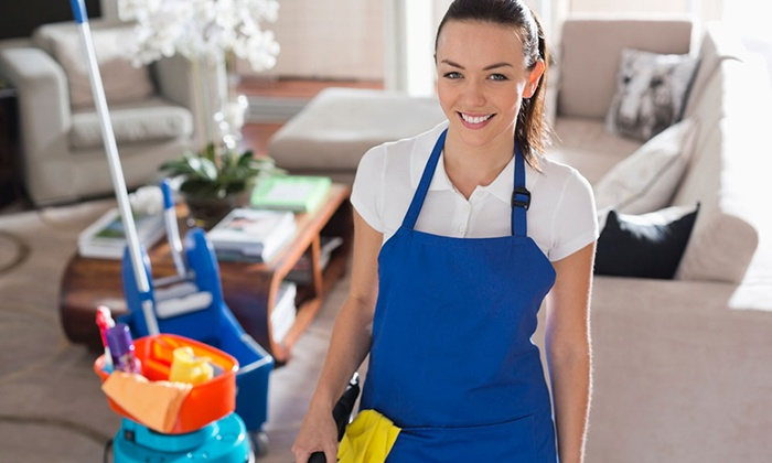 Made Premium Cleaning Services: Two-, Three-, or Four-Hour Housecleaning Session from Made Premium Cleaning Services (Up to 61% Off)
