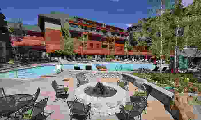 Heavenly Village Condos - South Lake Tahoe: Two-Night Stay in a Studio, One-Bedroom, or Two-Bedroom Condo at Heavenly Village Condos in South Lake Tahoe