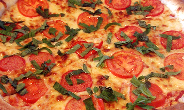 Stout's Pizza Company - Stone Oak Area: $11 for $20 Worth of Pizzeria Cuisine at Stout's Pizza Co.