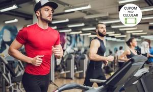 Academia Sul Runner: Academia Sul Runner – Centro Histórico: 3, 6 ou 12 meses de musculação e ginástica