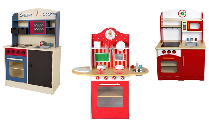 Cucina Per Bambini In Legno : Cucine per bambini in legno groupon goods