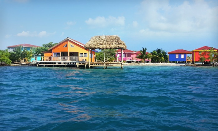 Yok Ha Resort - Belize: Four or Seven Nights with Meals and Round-Trip Transport to Island of Dangriga at Yok Ha Resort in Stann Creek, Belize