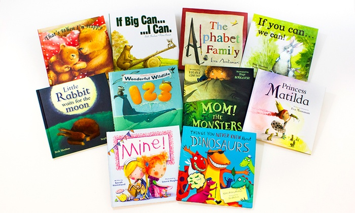 Meadowside Kids' 10-Book Bundle: Meadowside Kids' 10-Book Bundle. Free Shipping.