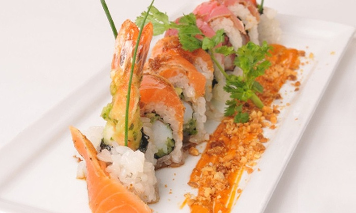 Imperia - Warehouse District: $15 for $30 Worth of Sushi and Pan-Asian Fare at Imperia