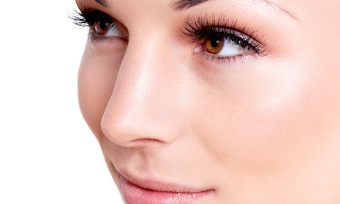 iBar - Multiple Locations: Full Set of Lash Extensions with optional Two Week Fill at iBar (50% Off)