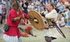 San Antonio Highland Games Association and Celtic Music Festival - Helotes: Visit for Two or Four to the Highland Games with Drinks from San Antonio Highland Games Association (Up to Half Off)