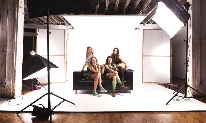 Marsha Feinberg Photography - Downtown Riverside: 30-Minute Studio Photo Shoot with Digital Images from Marsha Feinberg Photography (75% Off)