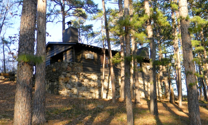 Lake Wister State Park - Wister, OK: $35 for a One-Night Stay for Up to Four in a One-Bedroom Cabin at Lake Wister State Park ($70 Value)