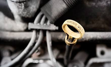 $20 for a Conventional Oil Change with a Tire Rotation and 71-Point Inspection at Midas ($69.89 Value)