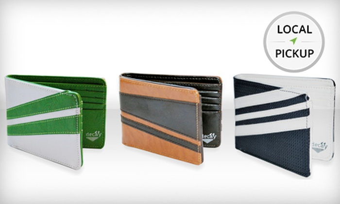 Futurgarb - Wicker Park: Decay Wallets. Multiple Styles Available. Pick Up in Store at Futurgarb.