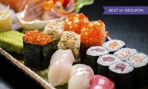 Matsu Sushi: $35 for $50 Worth of Japanese Cuisine at Matsu Sushi
