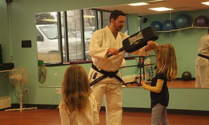 Old School Karate - Hampden South: 20 Karate Classes at Old School Karate (47% Off)