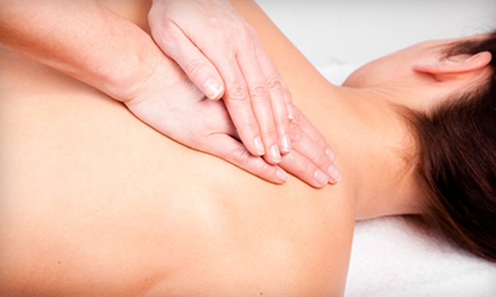 Angel Massage and Spa - Yukon: $30 for a One-Hour Deep-Tissue, Sports, or Pregnancy Massage at Angel Massage and Spa in Yukon ($60 Value)
