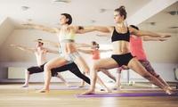 """Cours en ligne - aider à perdre du poids grâce au yoga -  30 jours de cours au """"Centre of Excellence"""""""