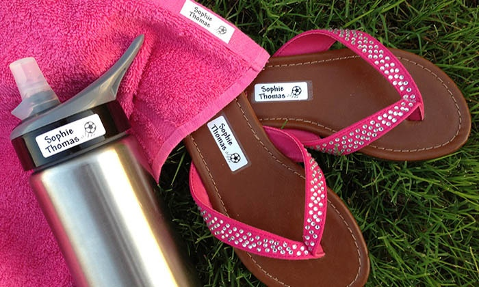 Appliedlabels.com - Collierville: $26 for $48 Worth of Personalized Labels — AppliedLabels.com