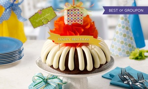 Nothing Bundt Cakes - Elmhurst: $12 for $20 Worth of Bundt Cakes at Nothing Bundt Cakes