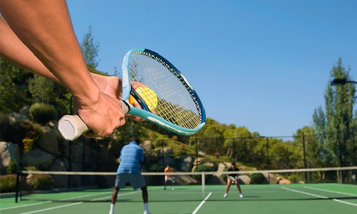 HCK Recreation, Inc. - New York: $99 for Four One-Hour Adult QuickStart Tennis Lessons at HCK Recreation, Inc. ($180 Value). 12 Options Available.