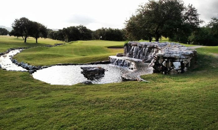 Lakecliff Golf Club - Lakecliff on Lake Travis: 18-Hole Round of Golf with Cart and Range Balls for Two or Four at Lakecliff Country Club (Up to 54% Off)