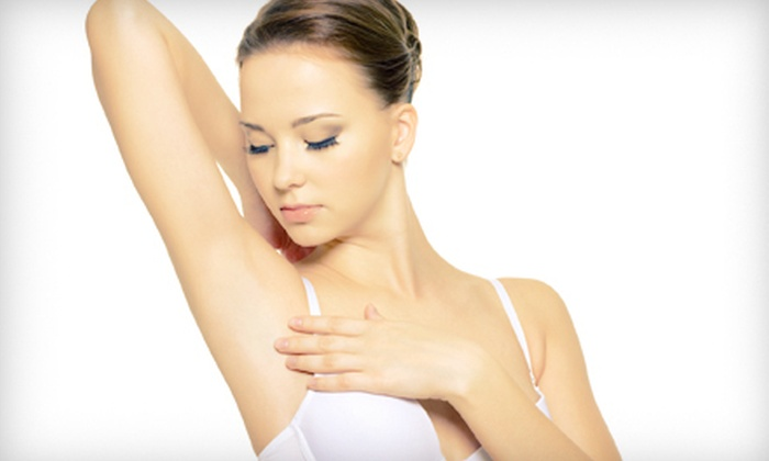 Sunrise Dermatology - Dauphin Acres: $119 for Three Laser Hair-Removal Treatments at Sunrise Dermatology (Up to $450 Value)