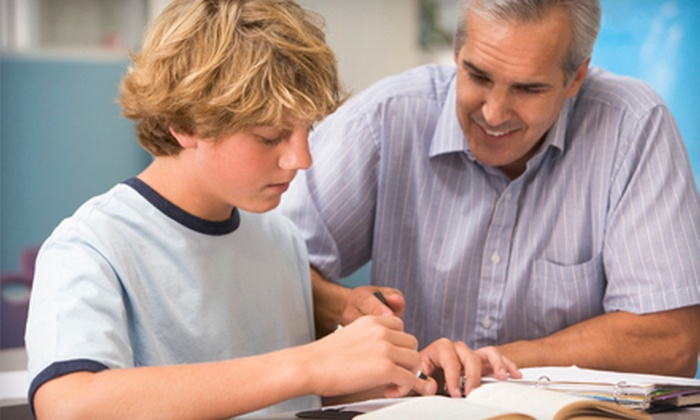 The Tutoring Center - Oviedo: $49 for a Student Assessment and Four One-Hour Tutoring Sessions at The Tutoring Center ($194.50 Value)