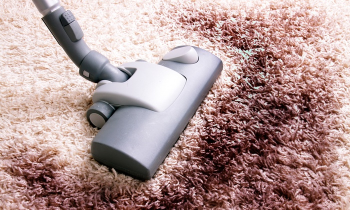 Servicemaxx - Indianapolis: Five Rooms of Steam Carpet Cleaning from Servicemaxx (45% Off)