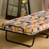 "4"" Thick Standard Folding Bed with Metal Frame"