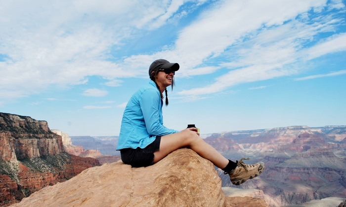 Pygmy Guides - Phoenix: $399 for a Private Grand Canyon Hiking Tour for Up to Five from Pygmy Guides ($795 Value)