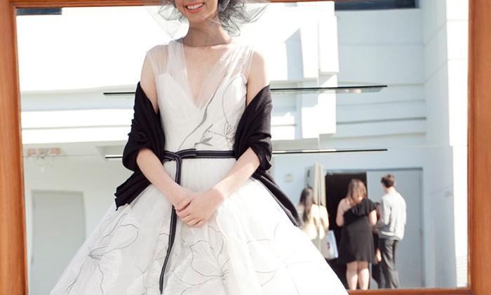 The Wedding Salon - The Metropolitan Pavilion: The Wedding Salon Bridal Showcase for Two at The Metropolitan Pavilion on March 4 or April 28 (67%)