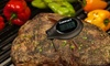 Cuisinart Digital Grilled Meat Thermometer: Cuisinart Digital Grilled Meat Thermometer