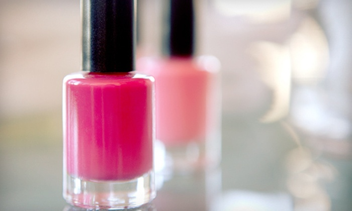 Nail Theory - South Anna: Manicure, Gel Manicure, or Spa Pedicure at Nail Theory in Ashland (Up to 53% Off)