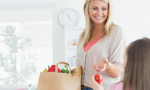 Takeout Carolina: $100 for $200 Worth of Grocery Delivery — takeout carolina