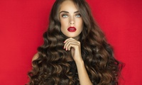 Cut, Blow-Dry and Conditioning Treatment with Optional Top Foils at Valencia Salon (Up to 45% Off)
