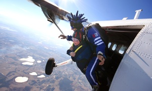 Skydiving Land: $98 for a Tandem Skydive from Skydiving Land ($210 Value)