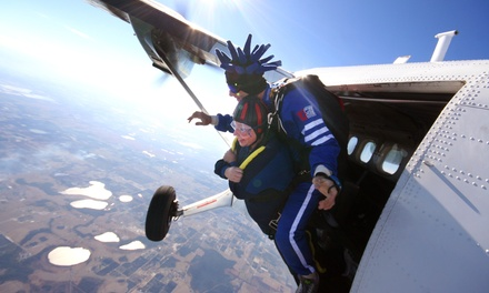 Skydiving melbourne fl