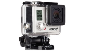 Gopro Hero3+ Black Edition 4k Action Camera