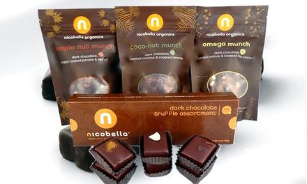 Valentine's Day: Gourmet Vegan Chocolates from Nicobella Organics